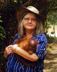 UBC Distinguished Speaker Series features primatologist Birutė Galdikas